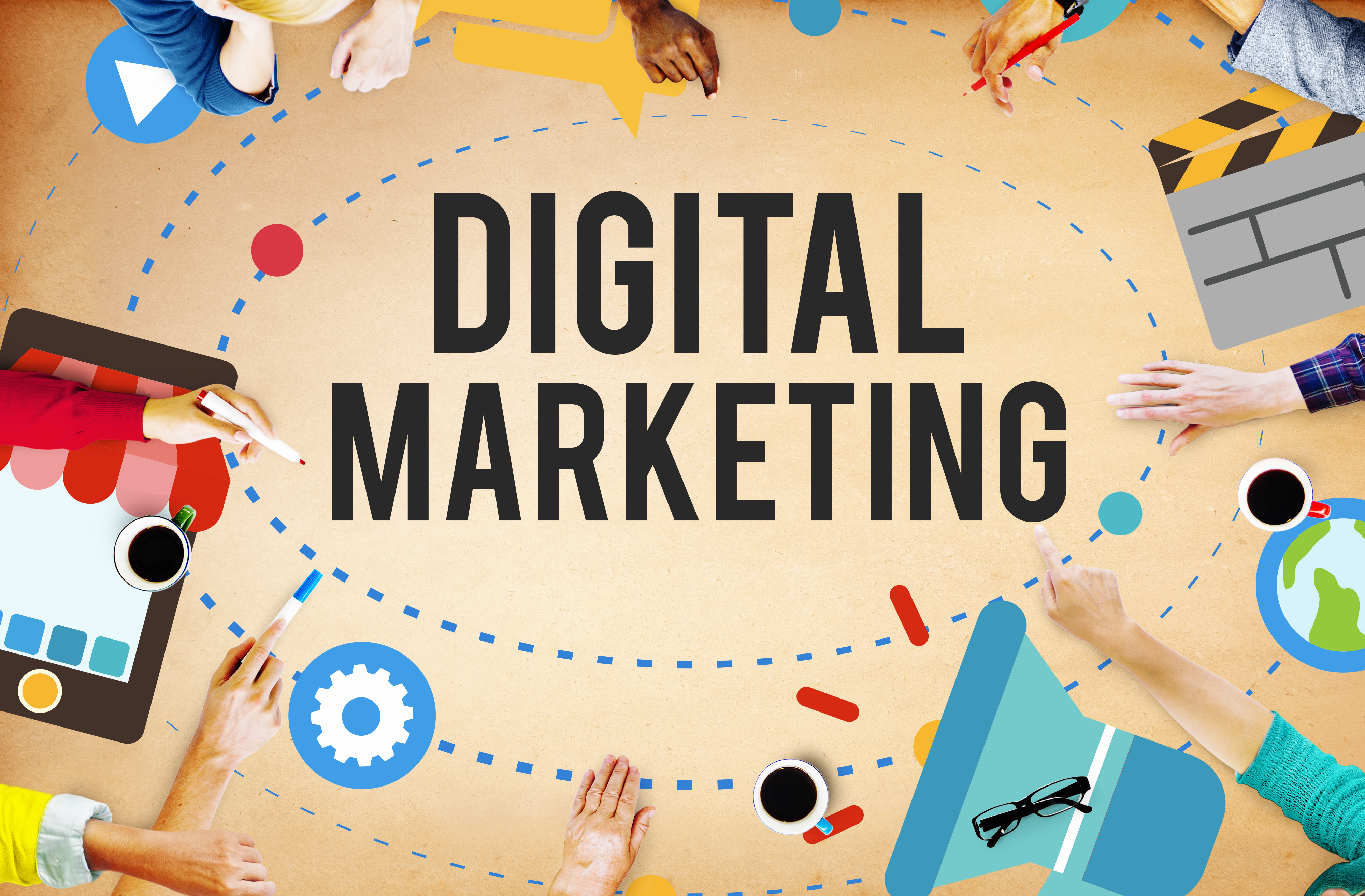 Vậy Digital Marketing là gì?