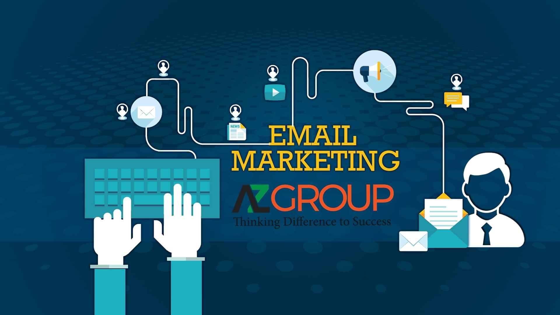 Dịch vụ quảng cáo Email