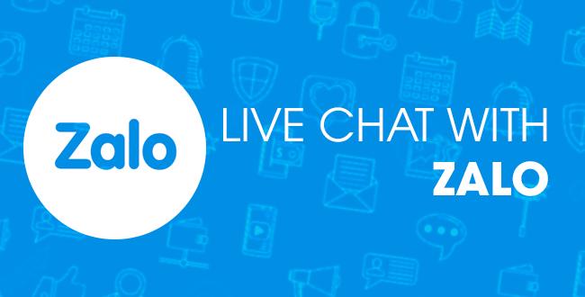 Zalo Live Chat