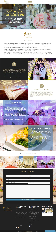 Mẫu Web Wedding / W0157