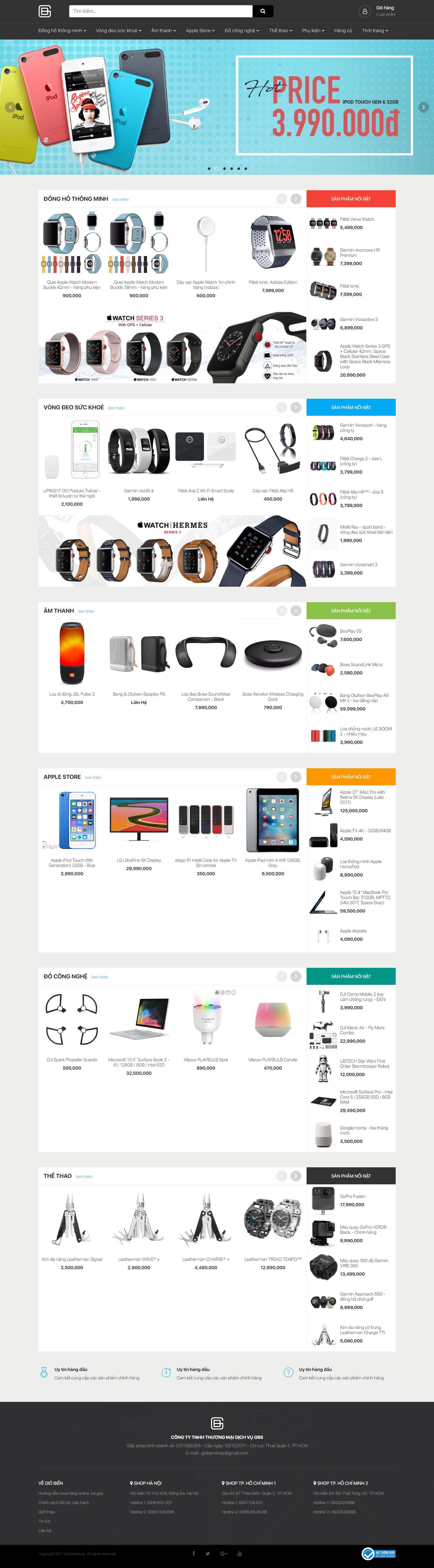 Mẫu Web Công Nghệ / CN0169