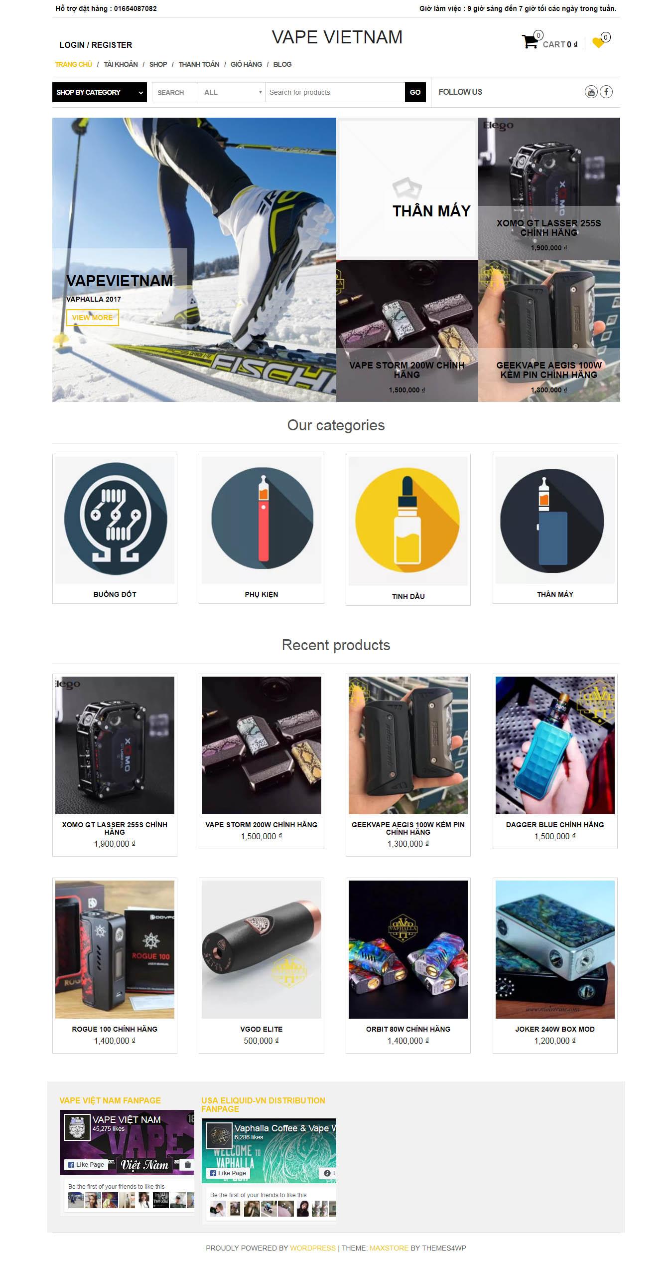 Mẫu Web Công Nghệ / CN0171