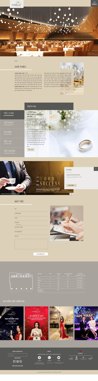 Mẫu Web Wedding / W0160