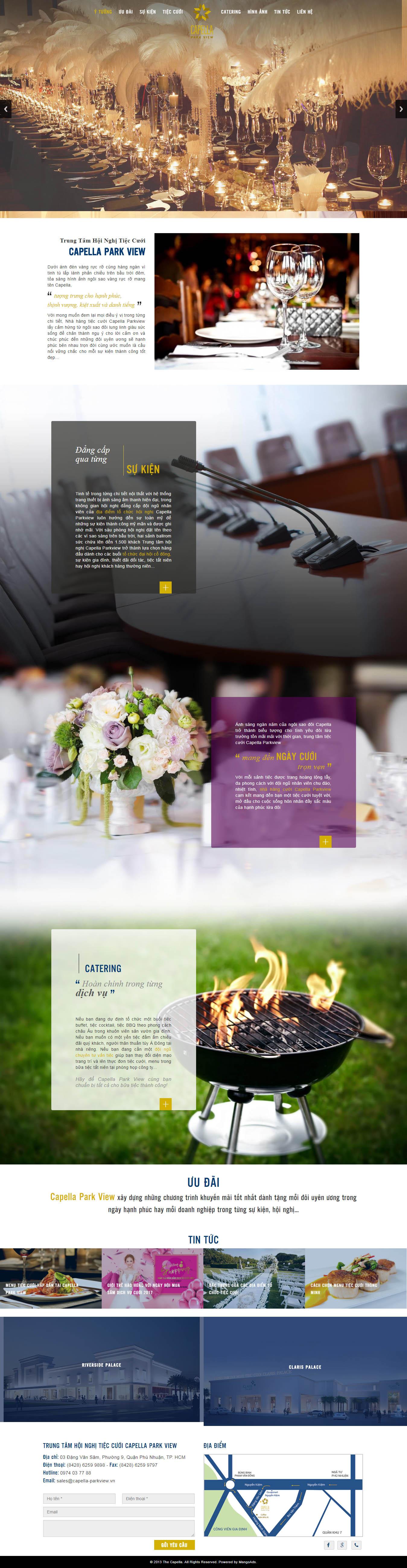 Mẫu Web Wedding / W0161