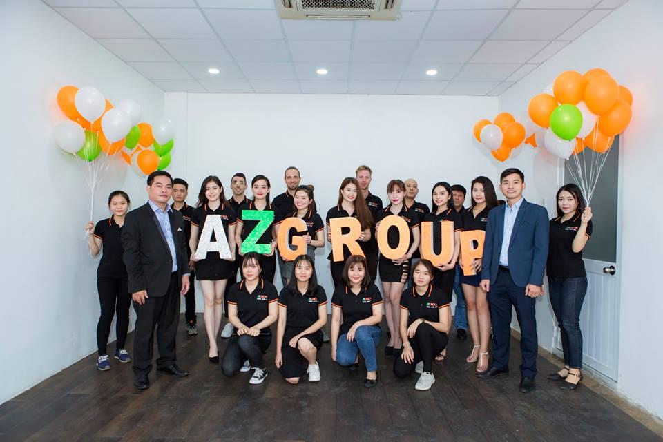 Azgroup là công ty đa cấp