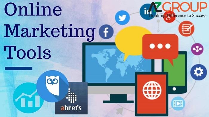 Công cụ marketing online