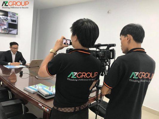 Công ty quay phim chụp hình chuyên nghiệp