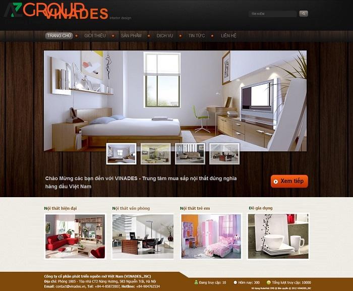 Những lợi ích của trang trí nội thất
