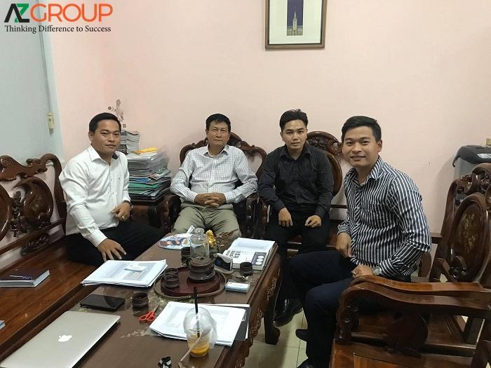 Công ty Cổ phần Dịch vụ AZGroup