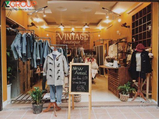 Dịch vụ chăm sóc website shop quần áo