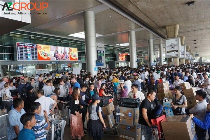 Quảng cáo sân bay Tân Sơn Nhất đang được nhiều doanh nghiệp lựa chọn
