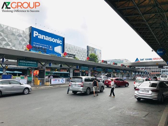 Dịch vụ quảng cáo sân bay Tân Sơn Nhất