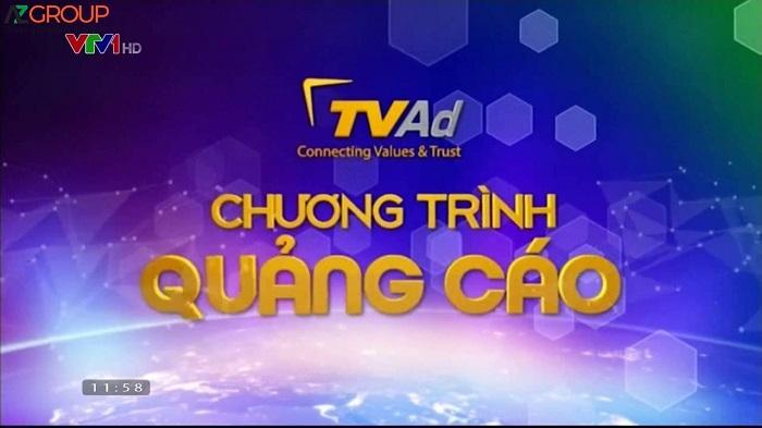 Quảng cáo truyền hình VTV