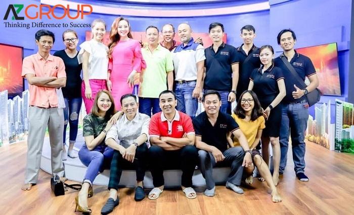 Quy trình quảng cáo truyền hình VTV tại AZGroup