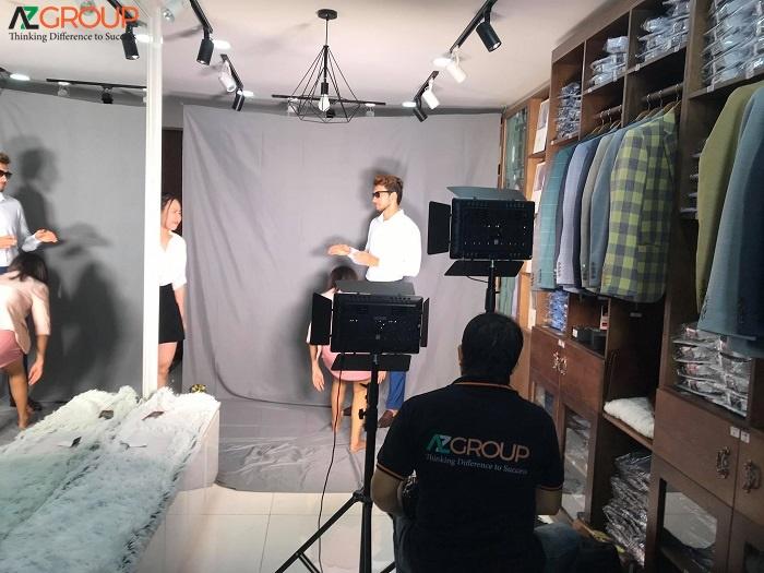 Tại sao bạn nên chọn dịch vụ quay phim chụp ảnh sản phẩm chuyên nghiệp tại AZGroup?