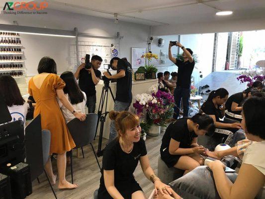 Dịch vụ quay phim chụp hình sản phẩm