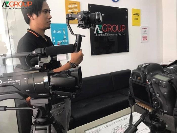 Dịch vụ quay phim chụp hình sự kiện