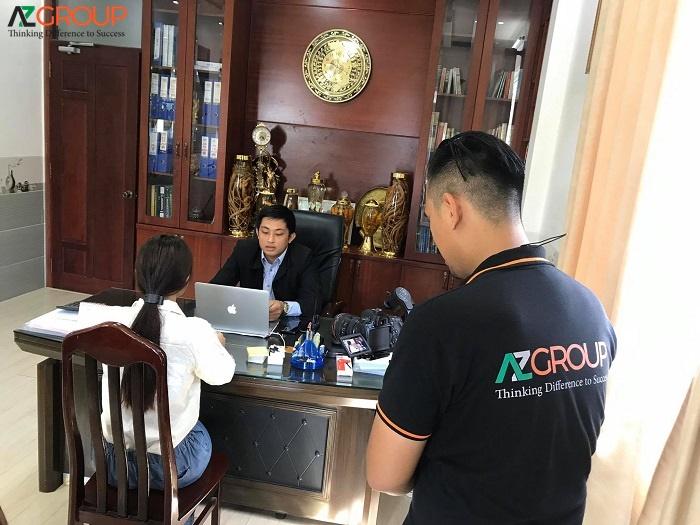AZGROUP - Cung cấp dịch vụ PR báo chí