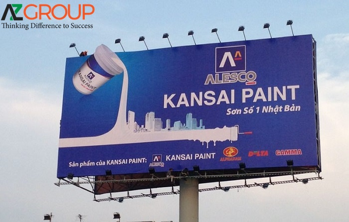 Đơn vị cung cấp dịch vụ quảng cáo ngoài trời