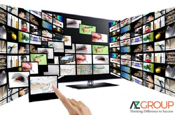 Hình thức quảng cáo trên tivi