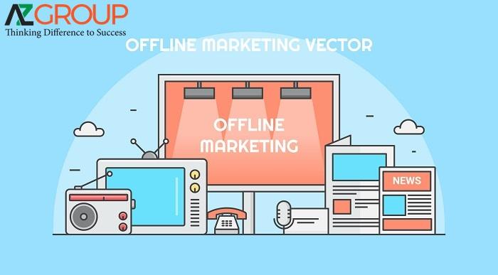 Vậy những lợi thế của marketing offline là gì?