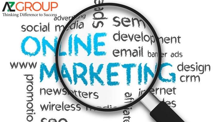 Ưu điểm của marketing trực tuyến