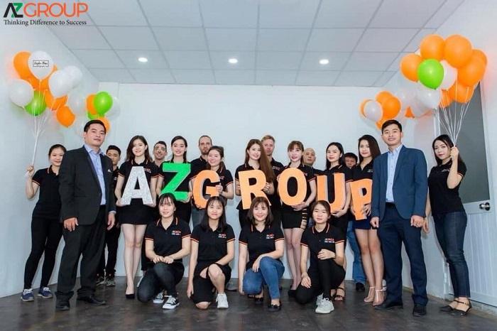 Quy trình quảng cáo Grab-Food tại AZGroup