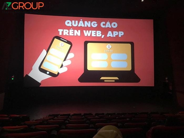 Quảng cáo trên Web/App