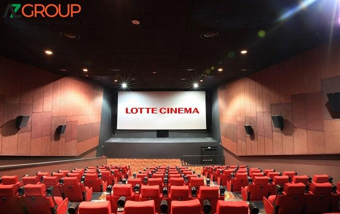 Ưu điểm của Quảng cáo rạp chiếu phim Lotte Cinema