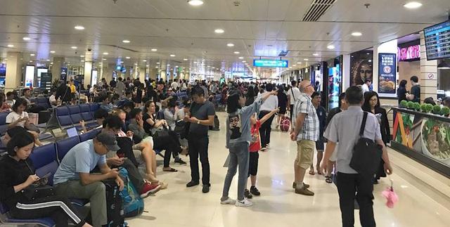 Dễ dàng tiếp cận lượng khách lớn tại sân bay