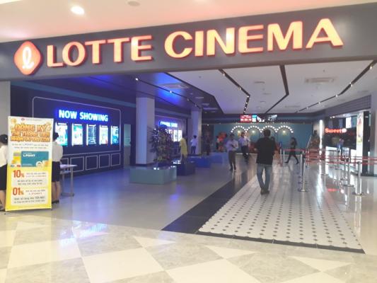 Quảng cáo tại Lotte Cinema Khánh Hòa