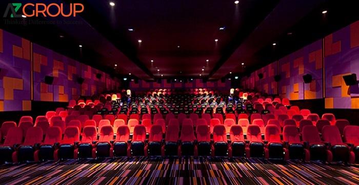 Quảng cáo tại rạp Lotte Cinema An Giang