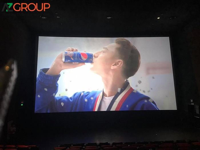 Những ưu thế khi Quảng cáo tại Lotte Cinema