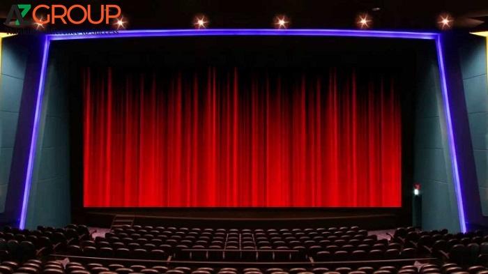 Quảng cáo tại rạp lotte cinema Bình phước