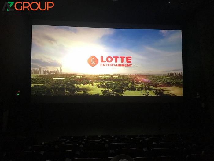 Quảng cáo Lotte Cinema