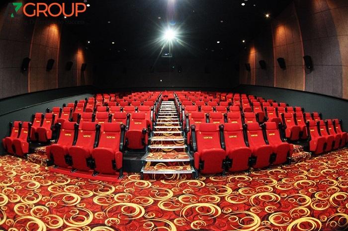 Lợi thế của việc Quảng cáo lotte Cinema