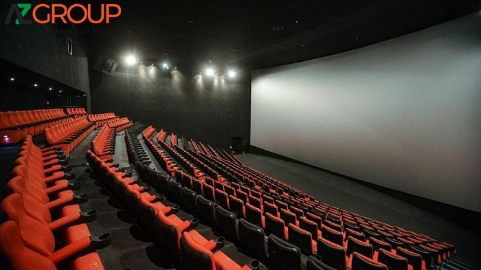 Quảng cáo tại rạp Lotte Cinema Sóc Trăng