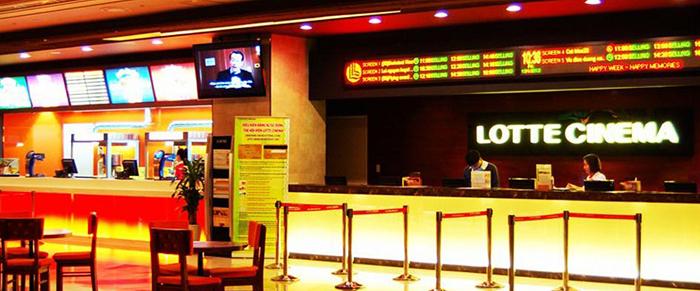 Lotte Cinema thành phố Hồ Chí Minh