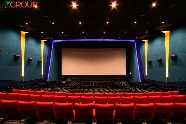 Quảng cáo tại rạp Lotte Cinema Vũng Tàu