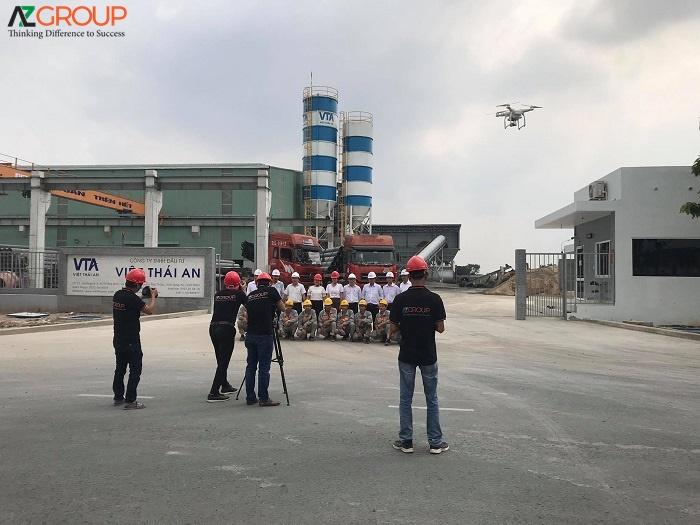 Dịch vụ quay phim chụp ảnh chuyên nghiệp AZGroup