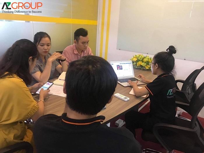 Dịch vụ thiết kế app tại Đà Nẵng của AZGROUP