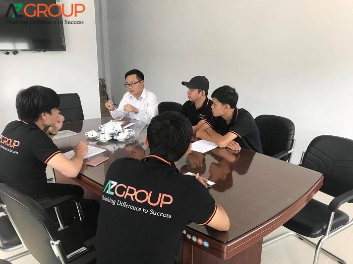 Đơn vị thiết kế App Lào Cai AZGROUP