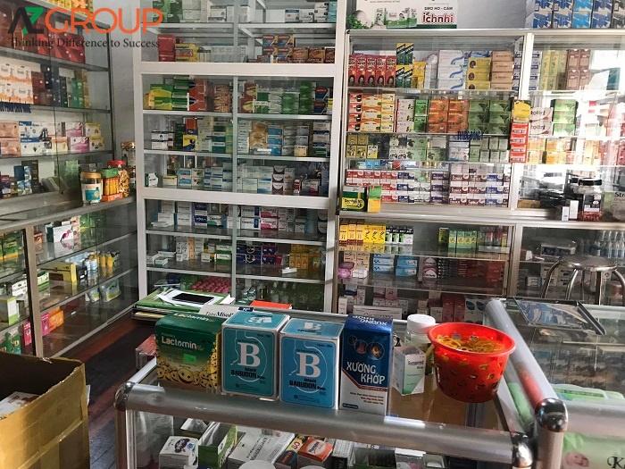 Thiết kế app nhà thuốc giúp trưng bày hàng hóa, kinh doanh hiệu quả