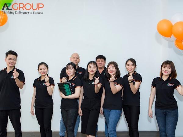 Đơn vị cung cấp thiết kế app Đồng Nai AZGROUP