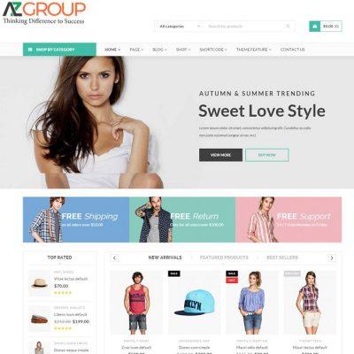 Thiết kế app thời trang