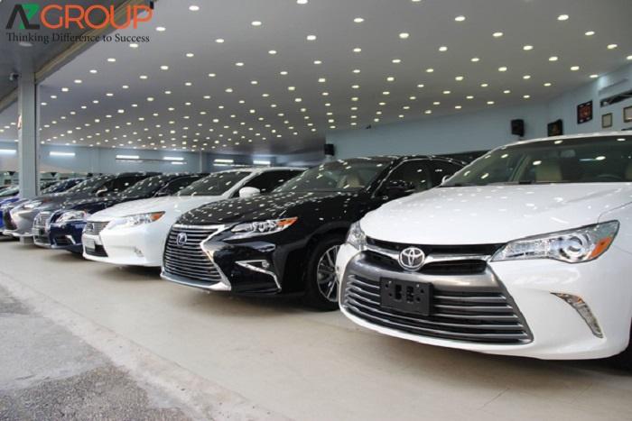 Thiết kế app xe hơi tăng khả năng cạnh tranh trên thị trường
