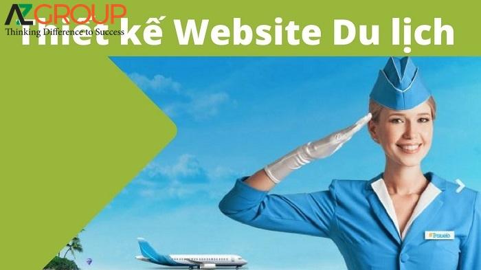 Tại sao nên thiết kế website du lịch?