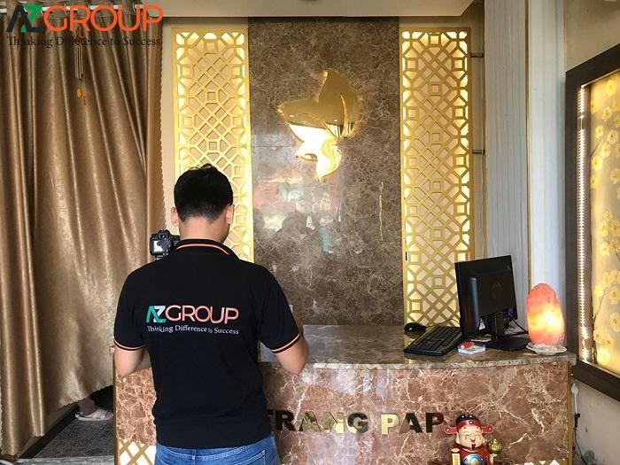 AZGROUP giúp được gì cho bạn trang thiết kế website Quảng Trị