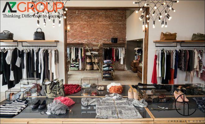 Thiết kế website shop quần áo