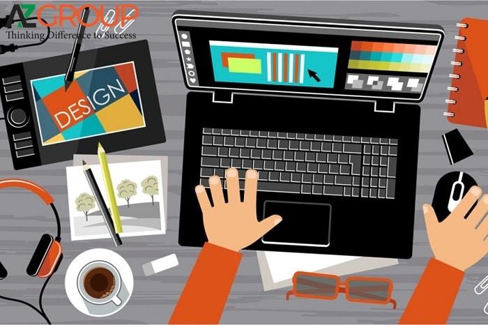 Dịch vụ thiết kế website tại Hậu Giang chuyên nghiệp tại AZGROUP